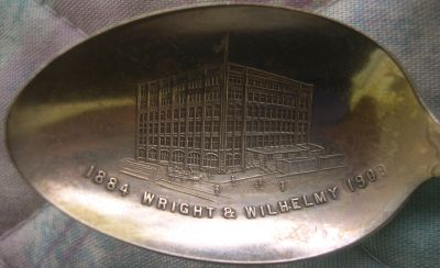 spoon Wright and Wilhelmy Building