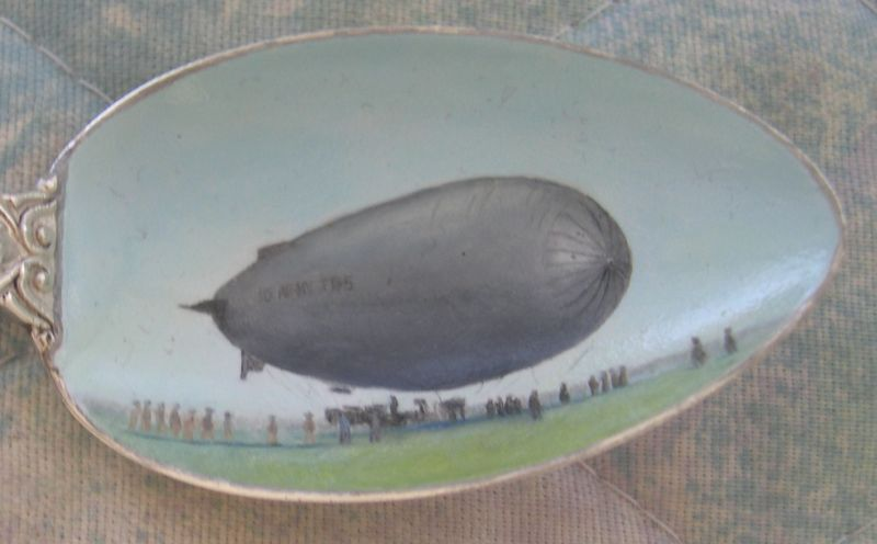 blimp spoon