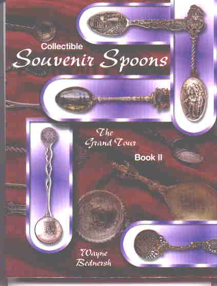 collectible souvenir spoons book