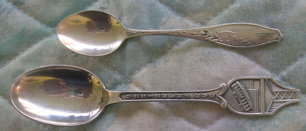 california bridge spoons