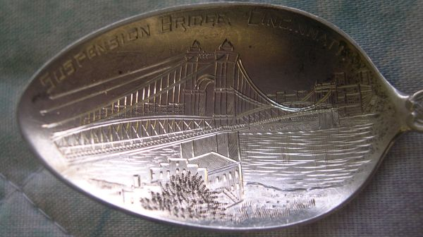 cincinnati bridge spoon