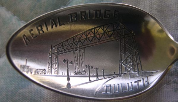 duluth bridge spoons