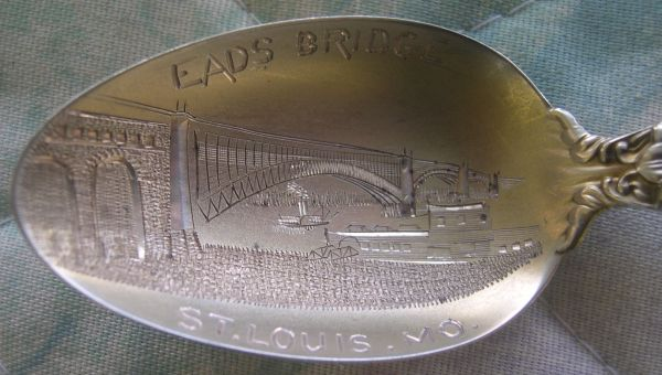 eads bridge spoon