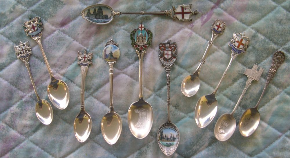 london souvenir spoons
