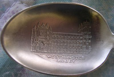 Westminster spoon