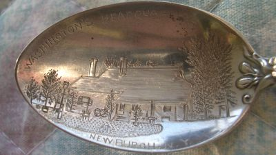 washington headquarters spoon