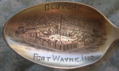 old fort wayne spoon