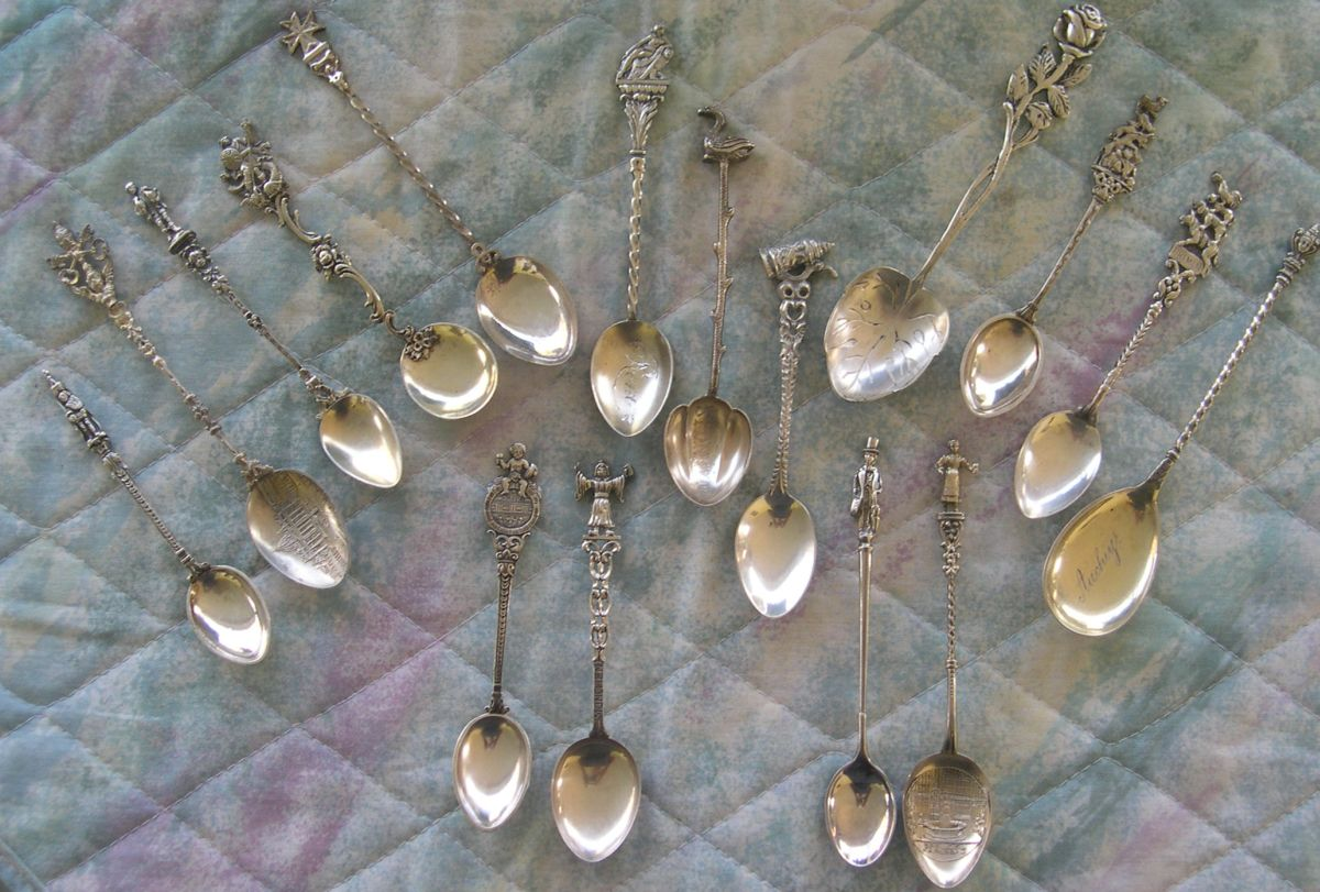german souvenir spoons