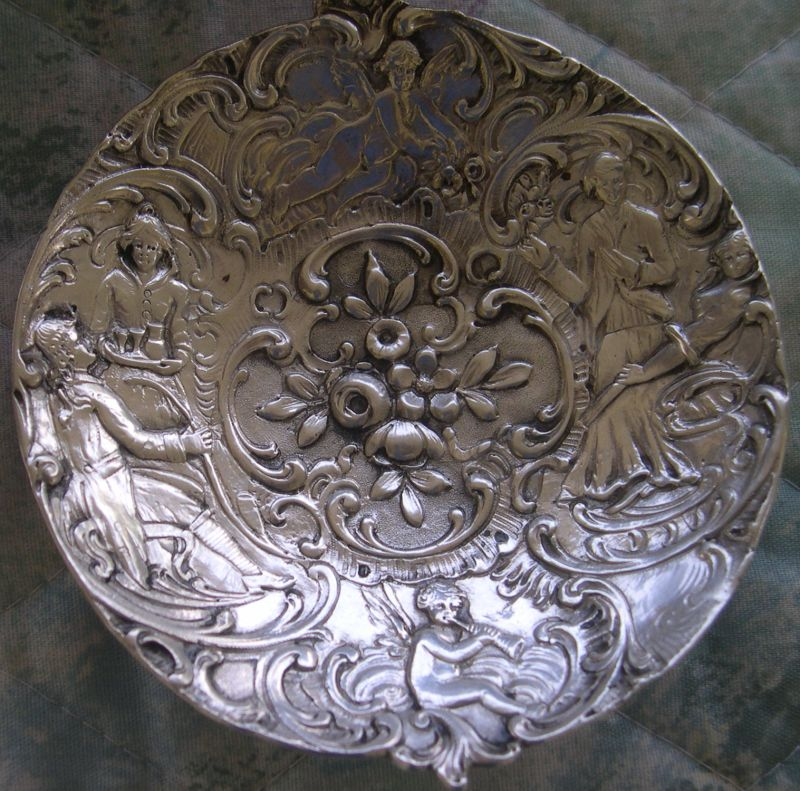 devil funeral silver spoon germany