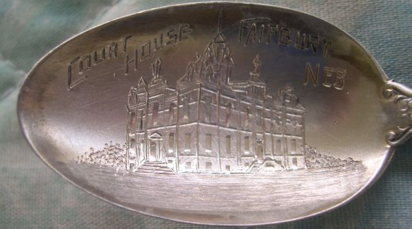 court house spoon fairbury Nebraska