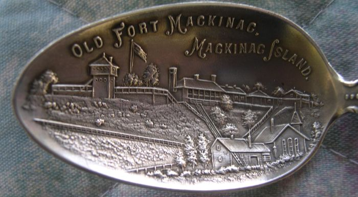 ft mackinac spoon