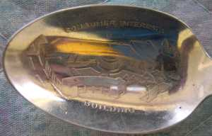 ny world fair consumer building spoon