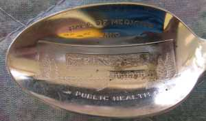 new york world fair public health spoon