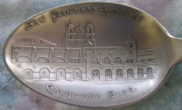 ppie california building spoon