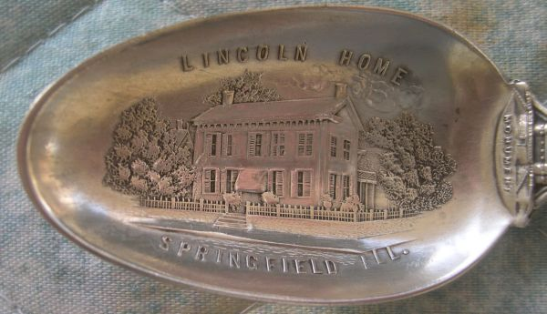 lincoln home spoon
