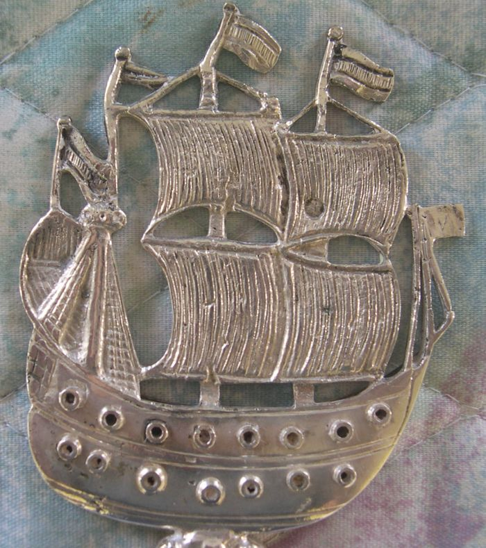dutch silver spoon ship