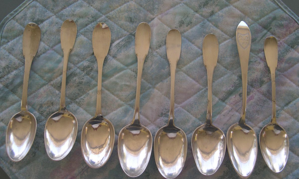 swiss genealogy spoons